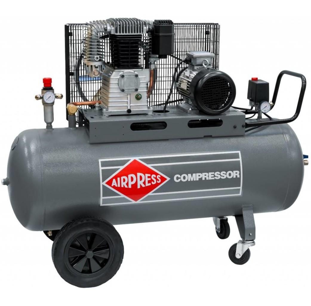Airpress Airpress HK 650-200 Compressor - 612 l/min  - 200 liter - 360671