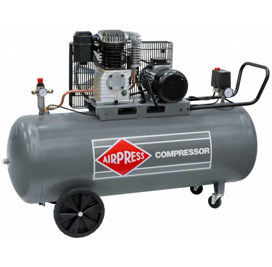 Airpress Airpress HK 600-200 Compressor - 539 l/min  - 200 liter - 360564