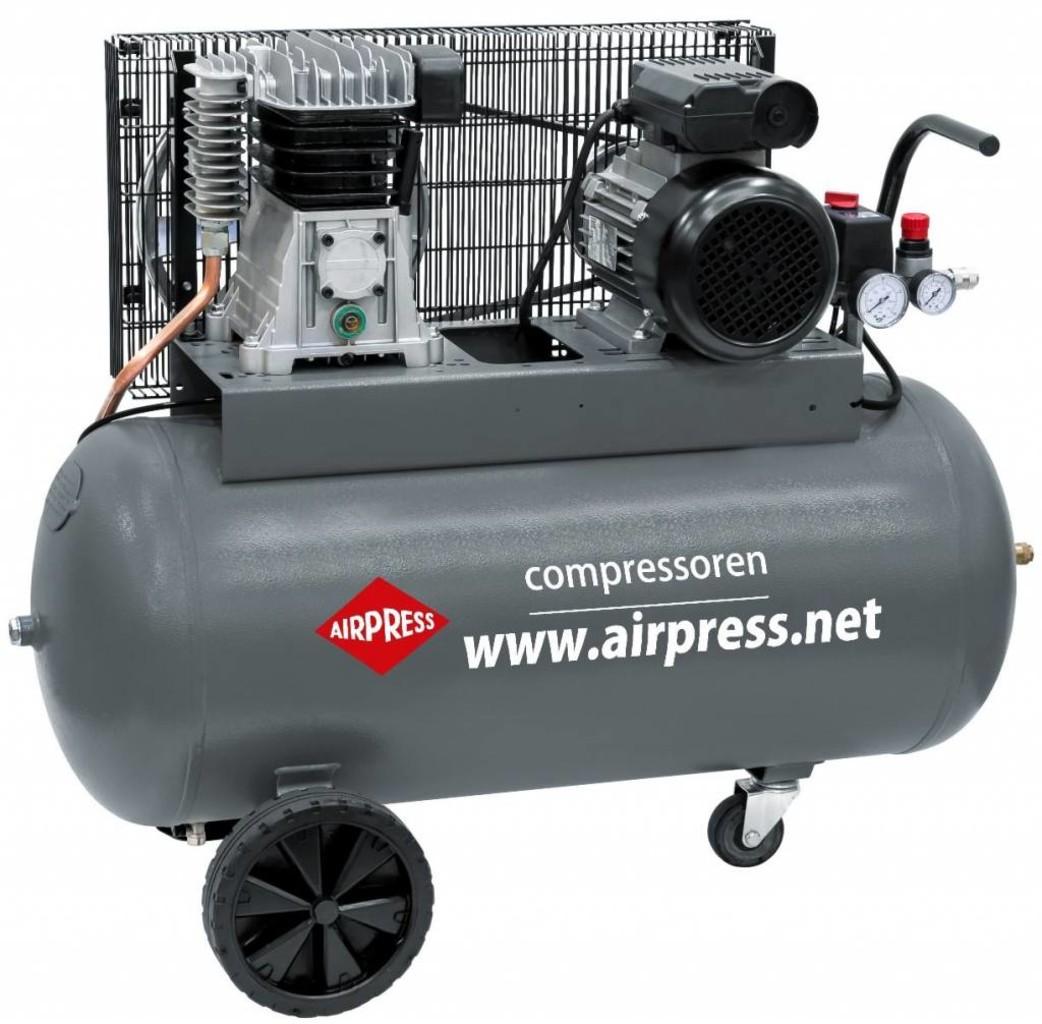 Airpress Airpress HL 375-100 Compressor - 330 l/min  - 90 liter - 360562