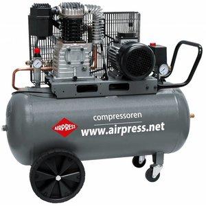 Airpress Airpress HL 425-100 Compressor - 400 l/min  - 100 liter - 360501