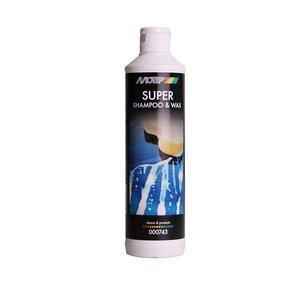 Motip Motip Super Shampoo & Wax 500ML 000743