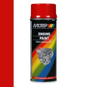 Motip Motip Engine Paint Volvo rood 400ML 04091