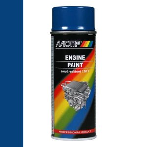 Motip Motip Engine Paint Ford blauw 400ML 04094