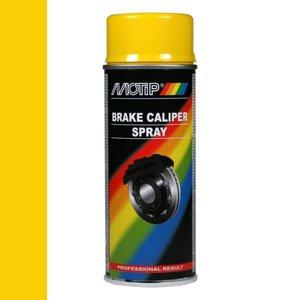 Motip Motip Remklauwspray geel 400ML 04097