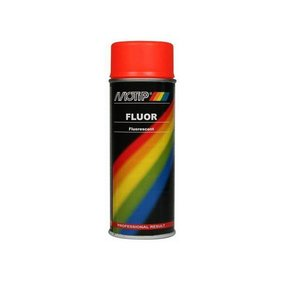 Motip Motip Fluorescerende lak rood/ oranje 400ML 04020
