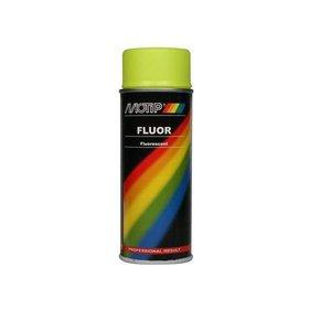 Motip Motip Fluorescerende lak geel 400ML 04022