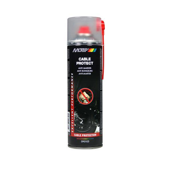 Motip Motip Cable protect Anti-marterspray 500 ML 090103