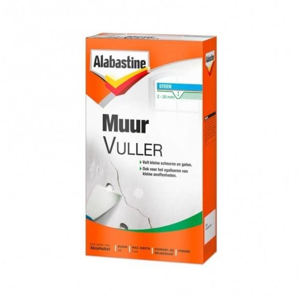 Alabastine Alabastine Muurvuller - wit - 500 gram