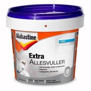 Alabastine Alabastine Extra allesvuller steen - wit - 600 ml