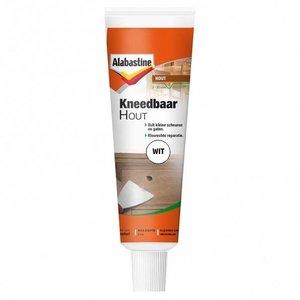 Alabastine Alabastine Kneedbaar hout - wit - 75 gram