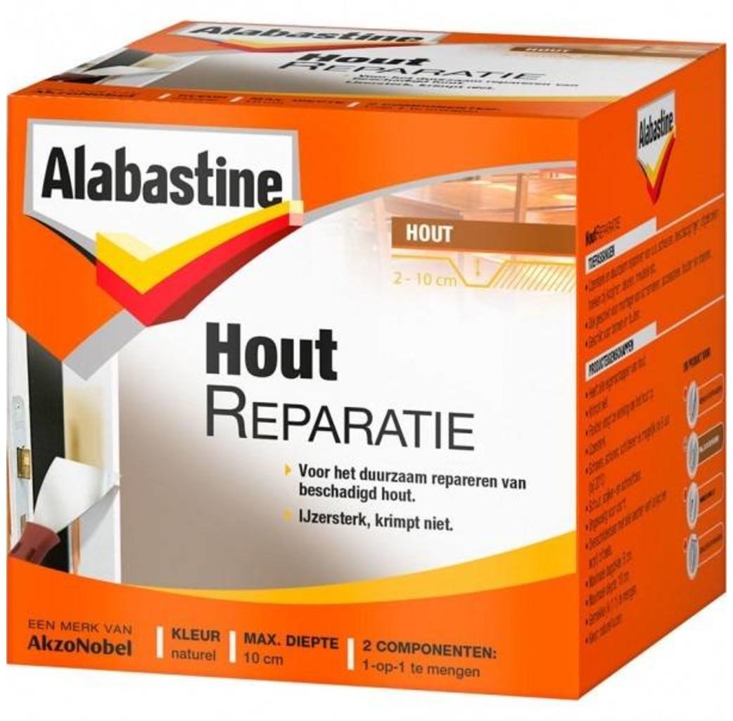 Alabastine Alabastine Houtreparatie - 500 gram