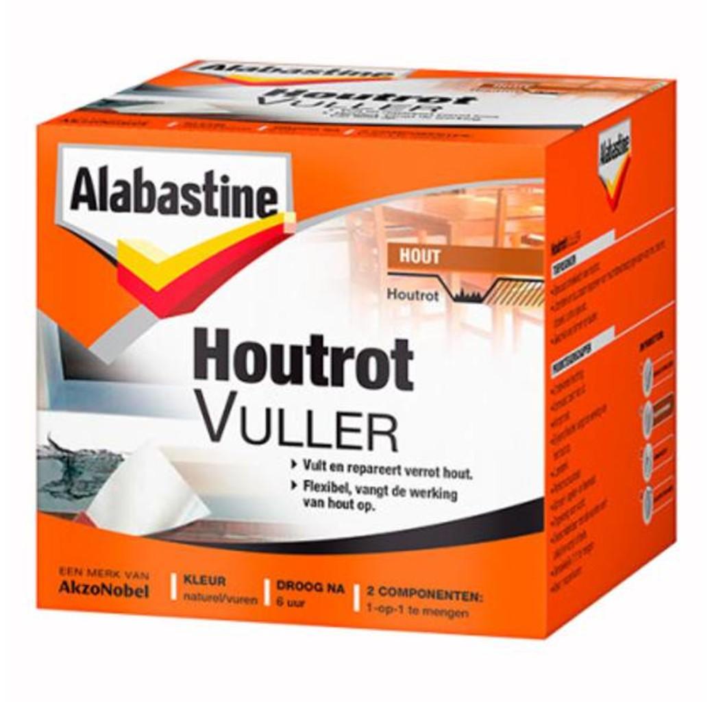 Alabastine Alabastine Houtrotvuller - 1000 gram