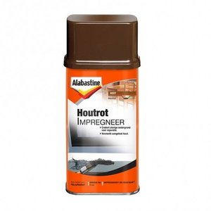 Alabastine Alabastine Houtrot impregneer - 250 ml