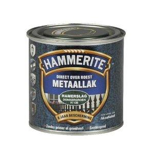 Hammerite Hammerite Metaallak hamerslag H138 donker groen 250ML