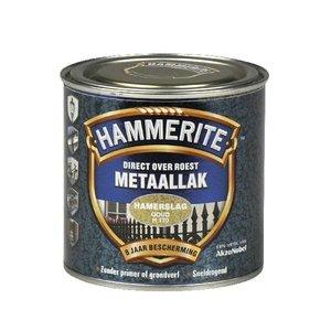 Hammerite Hammerite Metaallak hamerslag H170 goud 250ML