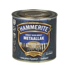 Hammerite Hammerite Metaallak hamerslag H180 koper 250ML