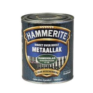 Hammerite Hammerite Metaallak hamerslag H138 donker groen 750ML