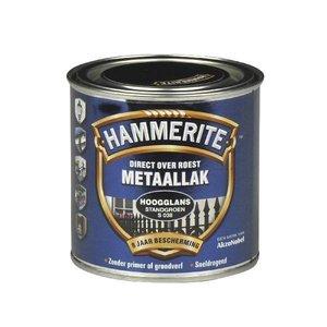 Hammerite Hammerite Metaallak hoogglans S038 stand groen 250ML