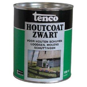 Tenco Tenco Houtcoat zwart 1 Liter (teervrij)