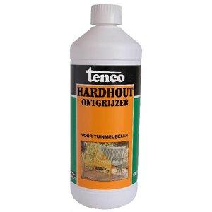Tenco Tenco Hardhout ontgrijzer - 1 Liter