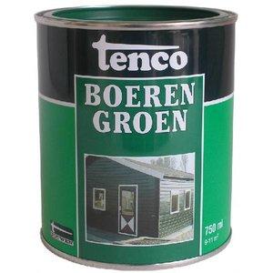 Tenco Tenco Boerengroen groen - 1 Liter