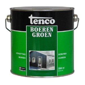 Tenco Tenco Boerengroen groen - 2,5 Liter