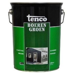 Tenco Tenco Boerengroen groen - 5 Liter