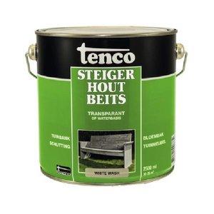 Tenco Tenco Steigerhoutbeits - white wash - 2,5 Liter