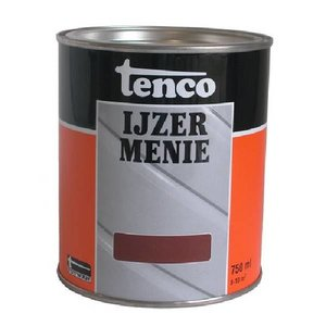 Tenco Tenco Ijzermenie roodbruin 750ML