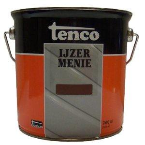 Tenco Tenco Ijzermenie roodbruin - 2,5 Liter