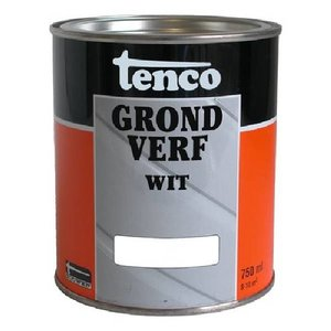 Tenco Tenco Grondverf wit 750ML