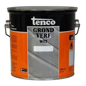 Tenco Tenco Grondverf wit - 2,5 Liter