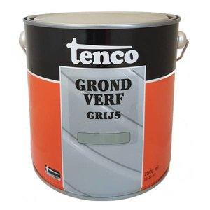 Tenco Tenco Grondverf grijs - 2,5 Liter