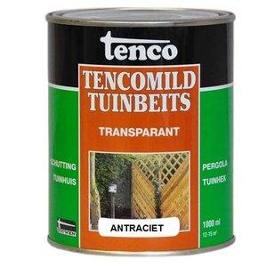 Tenco Tenco Tencomild tuinbeits - antraciet transparant - 1 Liter
