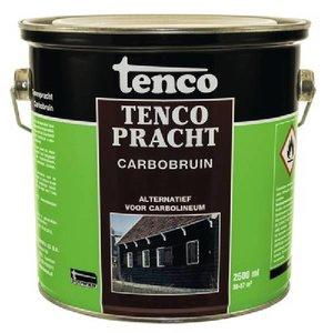 Tenco Tencopracht carbobruin 2,5 Liter