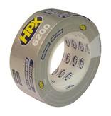 Hpx HPX 6200 Pantsertape/ duct tape 48mm x 25 meter