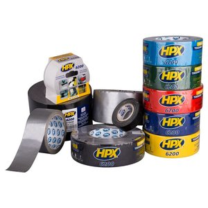 HPX tapes HPX 6200 Pantsertape/ duct tape 48mm x 25 meter