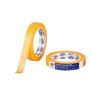 HPX tapes HPX Masking tape - schilderstape 4400 - oranje - 50 meter
