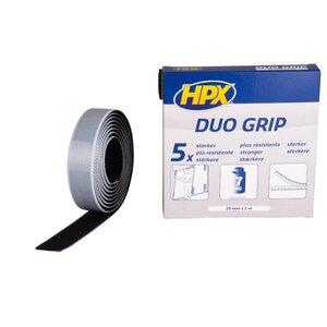 Hpx HPX Duo Grip klikband 25mm x 2 meter DG2502