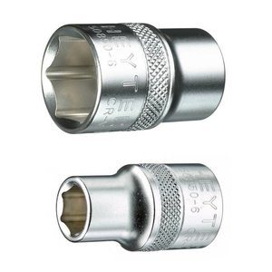 "Heytec Tools Heytec Dopsleutel 1/2"" -  8 mm"