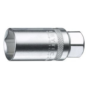 """Heytec Tools Heytec Bougiedopsleutel 1/2"""" - 16 mm 50850-19-3"""