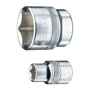 "Heytec Tools Heytec Dopsleutel 3/8"" -  18 mm"