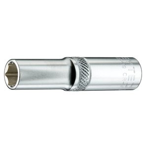 "Heytec Tools Heytec Dopsleutel verlengd 1/4"" -  7 mm"