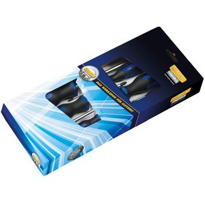 Heytec Tools Heytec Schroevendraaierset - Philips/ sleuf - 5-Delig - 5084564