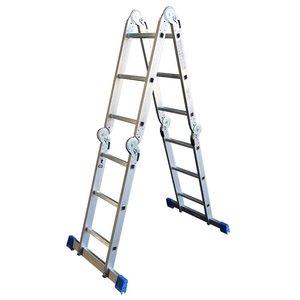 Alumexx Alumexx Multi vouwladder - trap -  steiger