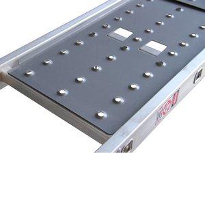 Alumexx Alumexx Multi vouwladder - trap -  steiger met inlegbordes - 990608997 - 4