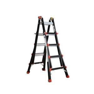 DAS Yeti Pro Professionele multifunctionele telescopische ladder