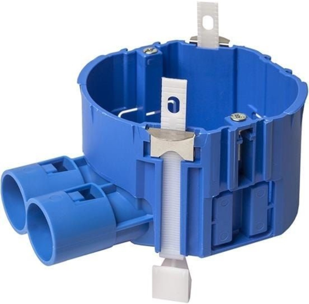 ABB ABB HAF Hafobox - Hollewand inbouwdoos blauw HW52-F - 1SPA007126F0401