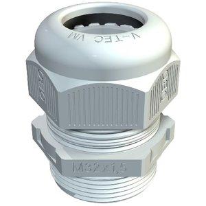 OBO OBO V-Tec wartel M20x1,5 grijs - VM20 LGR