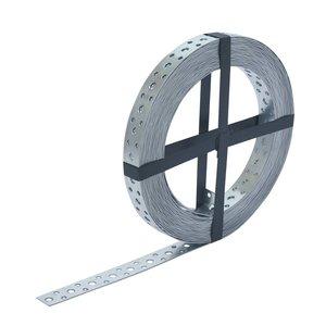 Gebr. Bodegraven GB Montageband - windverband - 20x1.0 mm x 25 meter - staal verzinkt